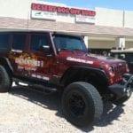 Sonoran Desert Jeep Rental