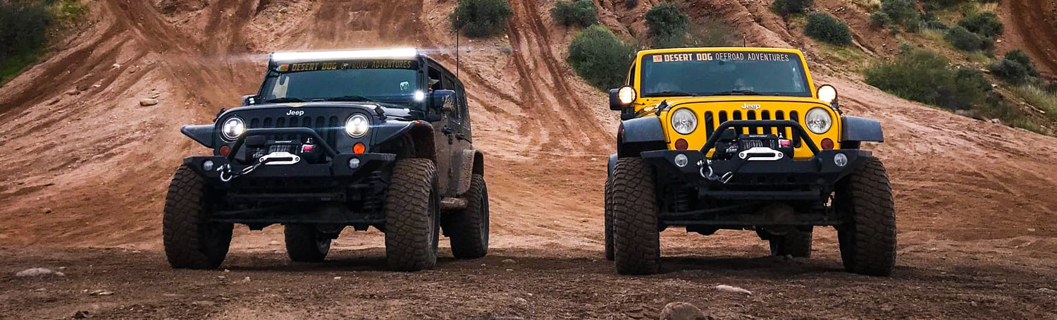 private jeep tours